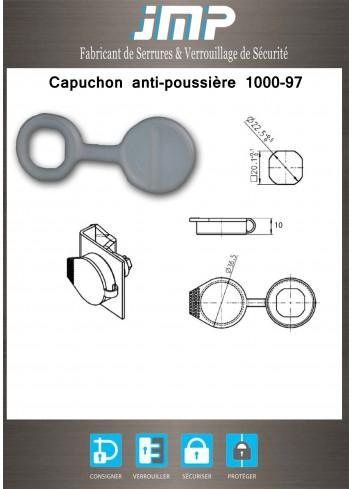 Capuchon anti-poussière 1000-97 - Plan Technique