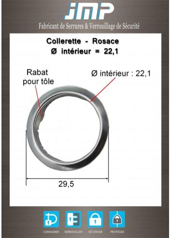 Collerette - Rosace 375990 - Ø intérieur  22,1
