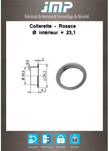 Collerette - Rosace 14422 - Ø intérieur  23,1 - Plan Technique