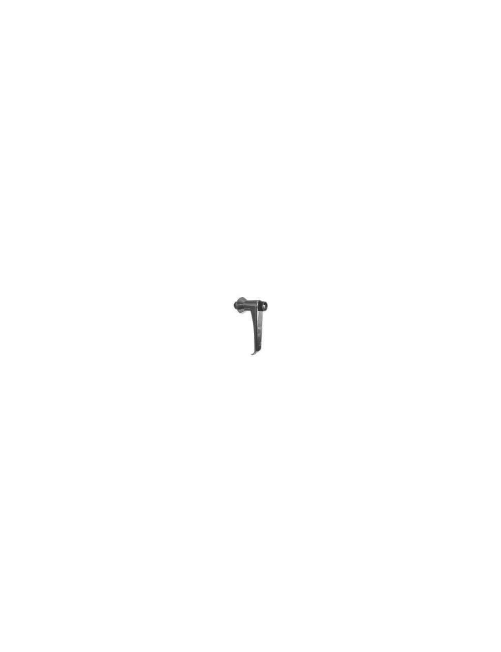 Poignée béquille 1095-900 à triangle de 6,5