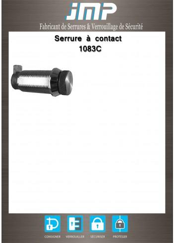 Serrure a contact 1083C - Plan Technique