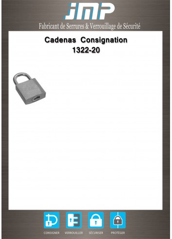 Cadenas consignation 1322-20 - Plan Technique