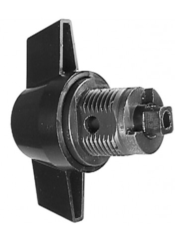 Bouton verrou 1247-999-BP serrure coffret électrique  20*M22 Lg18 (EDF1300-1400)