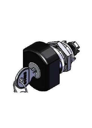 Bouton verrou BV005-008-20 serrure coffret électrique IP 66 sur N°EDF1400