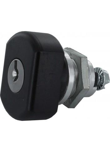 Bouton verrou BV005-008-20-EDF1300 serrure coffret électrique IP 66 sur n° EDF1300