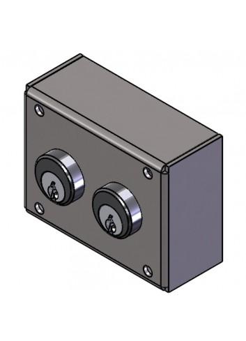 Serrure Interverouillage ELC11-02 consigneurs de clés