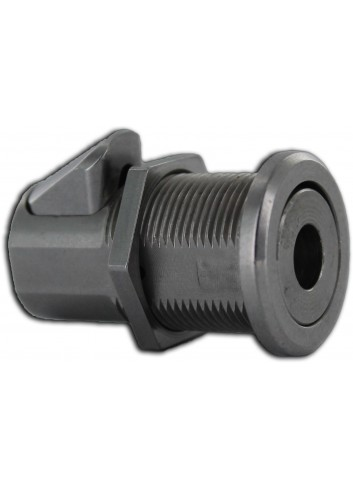 Serrure INOX à pêne escamotable PE996-TMP38-INOX - 1