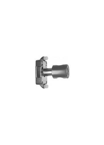 Serrure encloisonnée 32800-03-5  insert avec  bouton