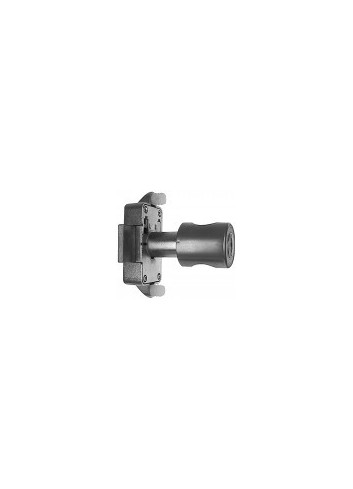 Serrure encloisonnée 32800-03-7  insert avec  bouton