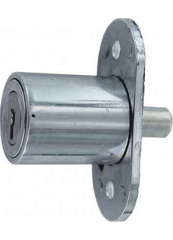 Serrure à poussoir POXX20000 Ø22 - Course 13 mm
