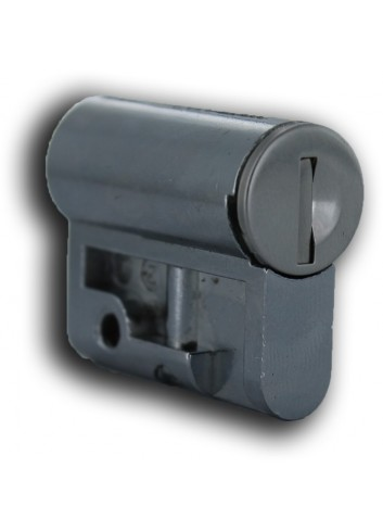 Demi cylindre 1109-U1N à pêne escamotable 15h