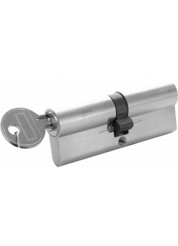 Serrure interverrouillage Cylindre européen 310 d° G ou D clé prisonnière