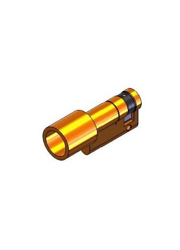 Cylindre Européen 1/2 triangle pompier de 14