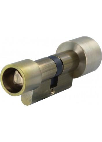 Cylindre Européen CP31X31T12L-2ENV triangle pompier de 14 protégé des 2 côtés