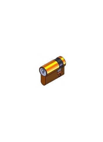 Serrure interverrouillage 1268-301LP-IV 1/2 Cylindre Européen