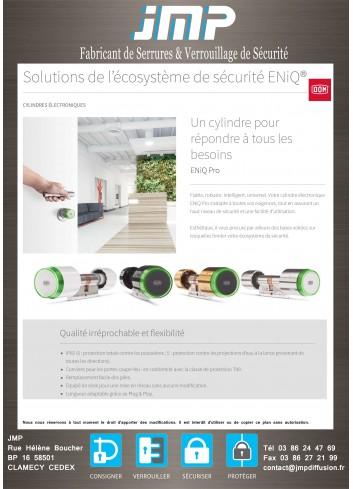 Cylindres Connectées ENiQ - Plan Technique 1