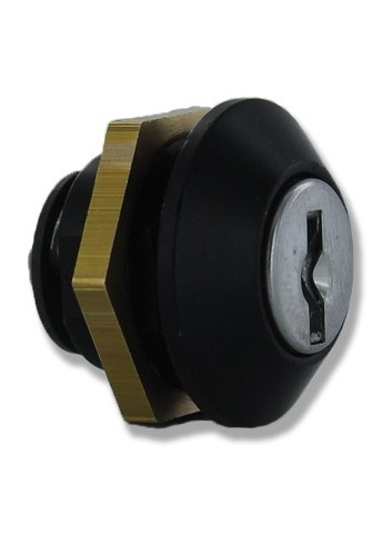 Serrure à came batteuse noir 14700-01 - 3