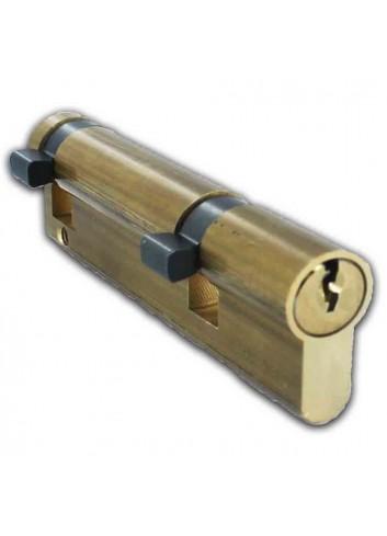 1/2 cylindre serrure 1268-60DP-02LP double panneton