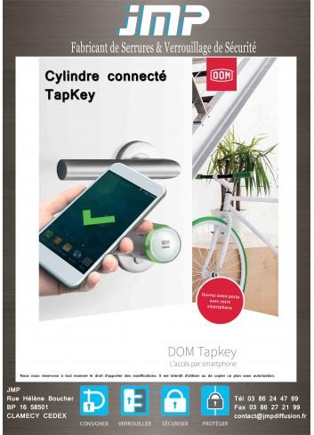 Cylindre connecté TapKey - Plan Technique 1