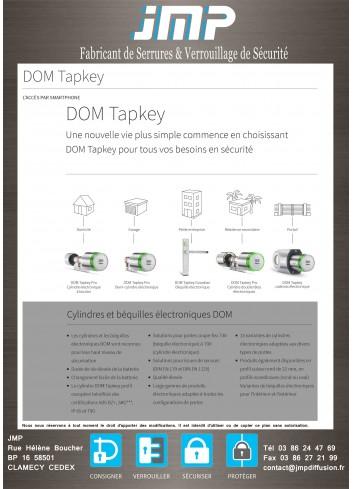 Cylindre connecté TapKey - Plan Technique 6
