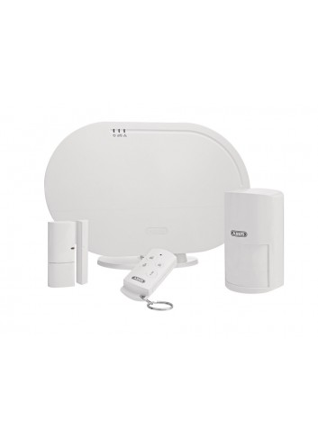 Système d'Alarme sans Fil et Application Smartvest – Kit de Base - ABUS-FUAA35001A-SMARTVEST - 1